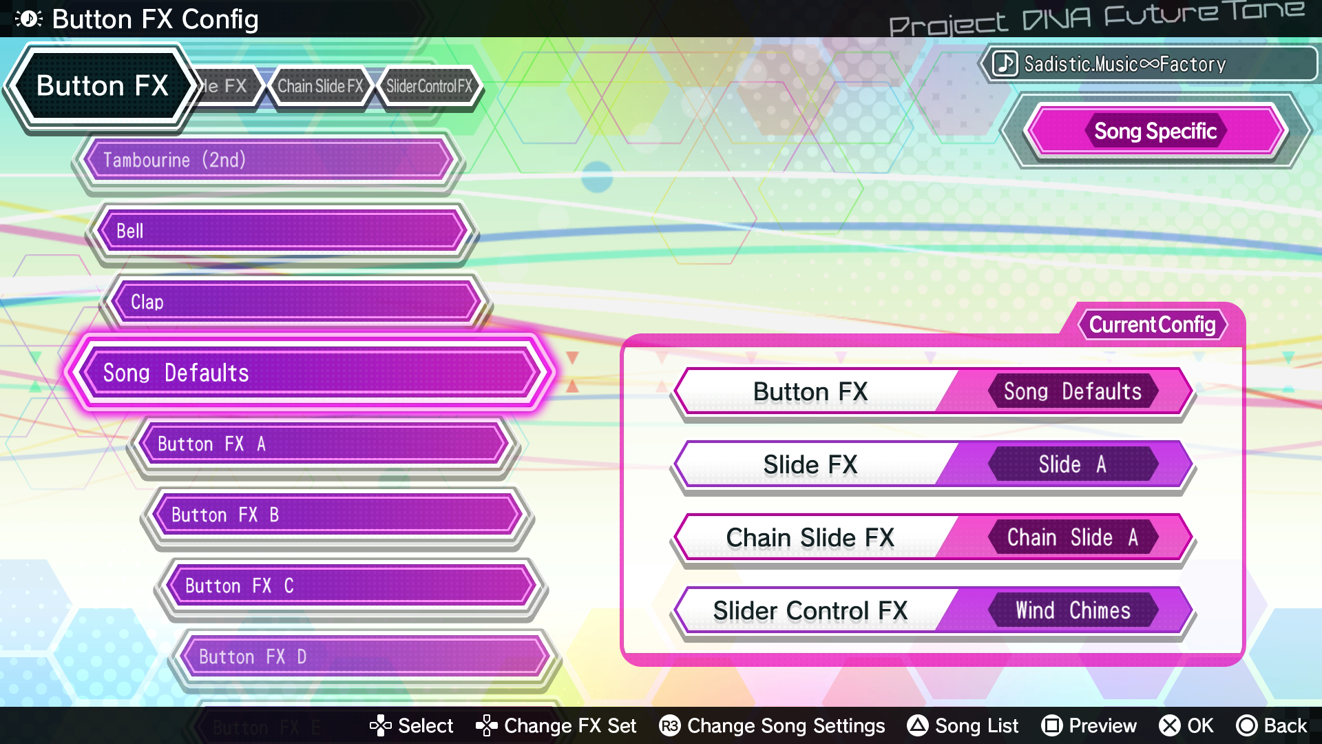 Web Manual - Hatsune Miku: Project DIVA Future Tone