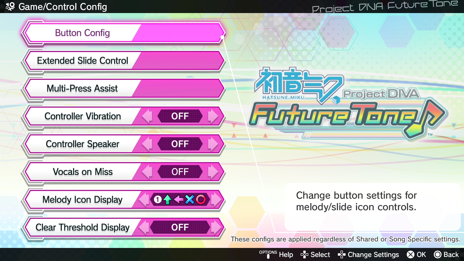 Web Manual Hatsune Miku Project Diva Future Tone Switch Beside The Pot Is Used To Be Able Off All Game Control Config